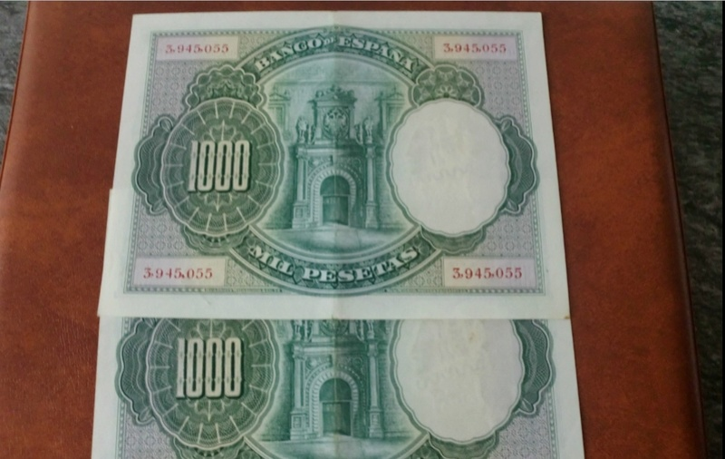 Estafas/Engaños en Billetes en Venta.. 4ae9cd10