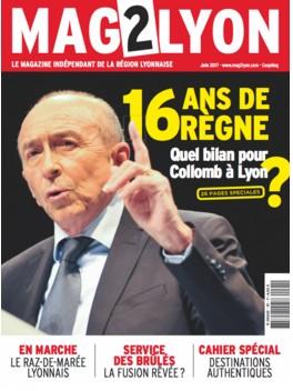 16 ans de règne ! Quel bilan pour Collomb à Lyon ?  Une enquête de Mag2Lyon Collom10