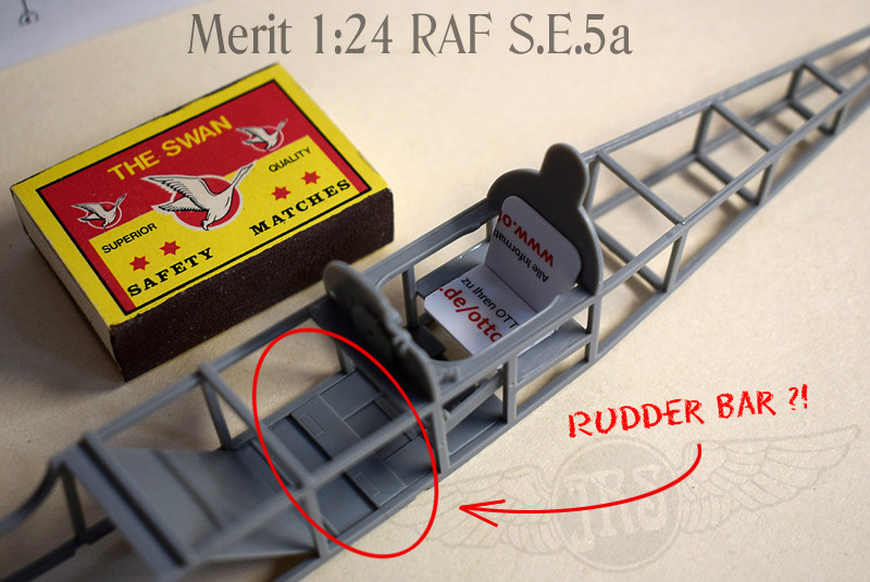 RAF S.E.5a / Merit, 1:24 Merit_31