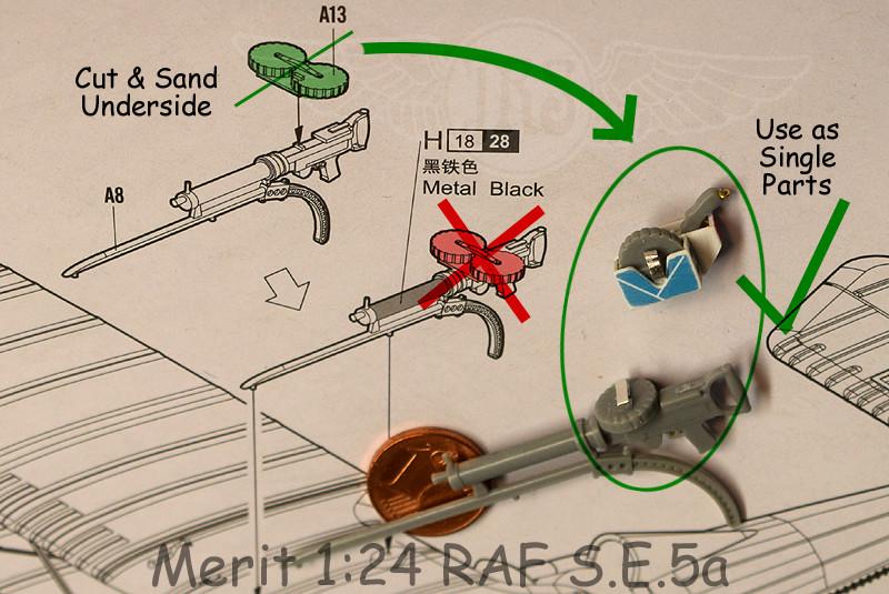 RAF S.E.5a / Merit, 1:24 Merit_37