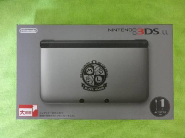 2 3DS LL mario 50exemplaires japon !! très limited  Yorozu10