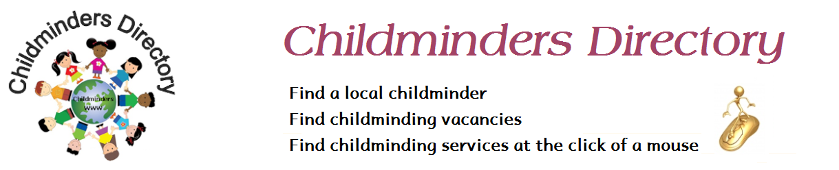 Childminders Directory. A Free Advertising Site For Childminders
