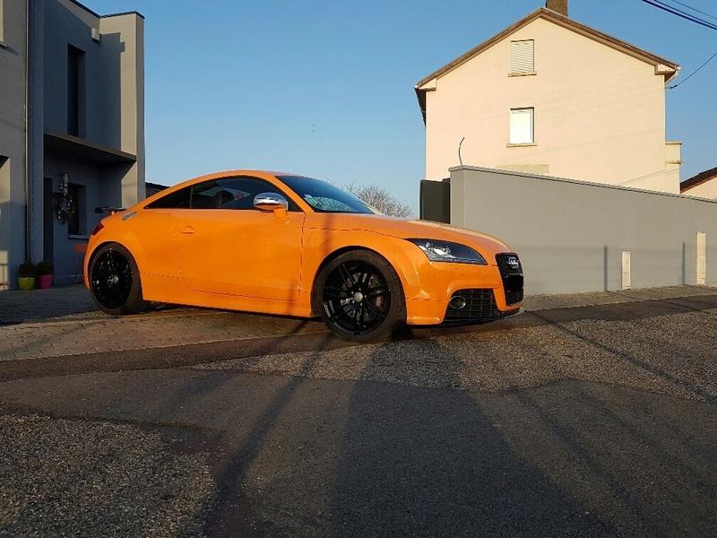 Audi TTS Orange Magma - Page 6 20170212