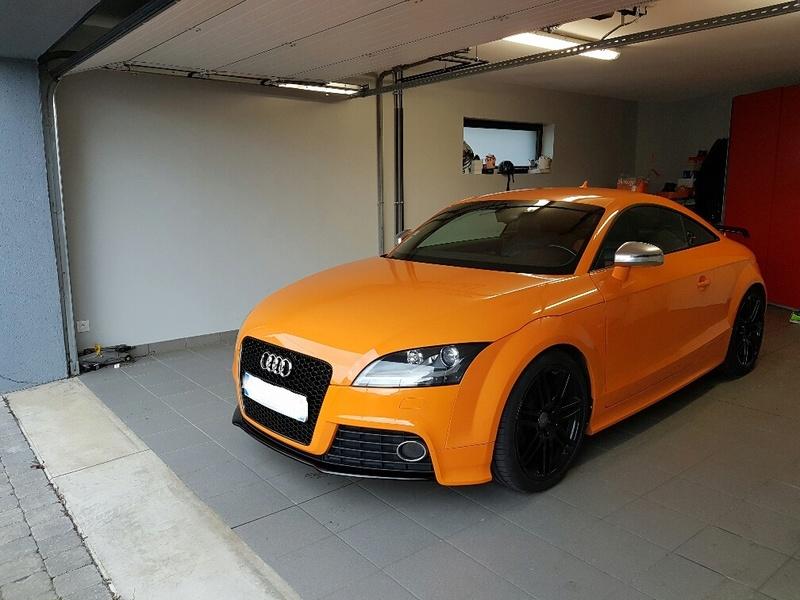Audi TTS Orange Magma - Page 7 20170410