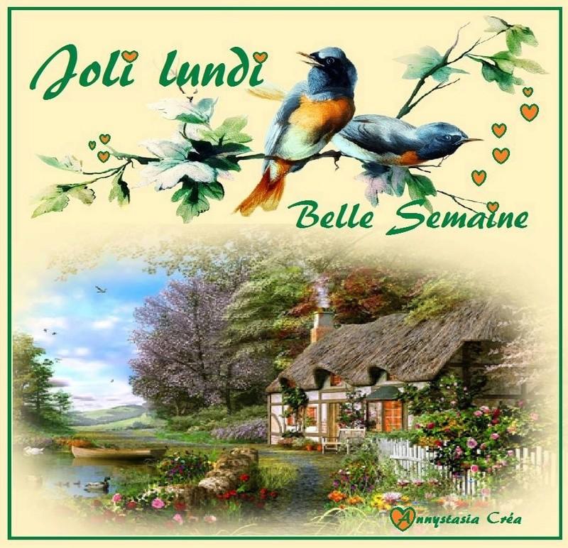Bonjour du jour et bonsoir du soir - Page 4 Lundi19