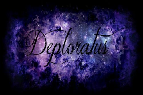 Deploratus - Hvis du tør ... Deplor12