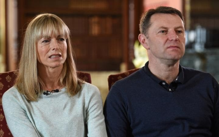 Madeleine McCann 10 years on: It's incredible that Gerry and Kate are still together  410