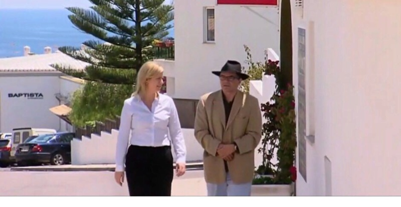 "Amaral denies giving an interview to Australian channel:  ""I do not know how they did it, I've been to many beaches, but never with that journalist [Rahni Sadler]"" Ga211"