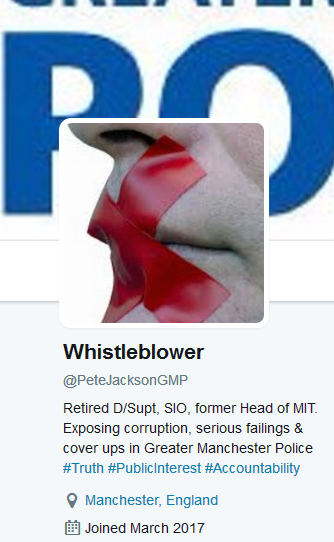 Good Cop Down: The reality of being a police whistleblower - Page 2 Pete10