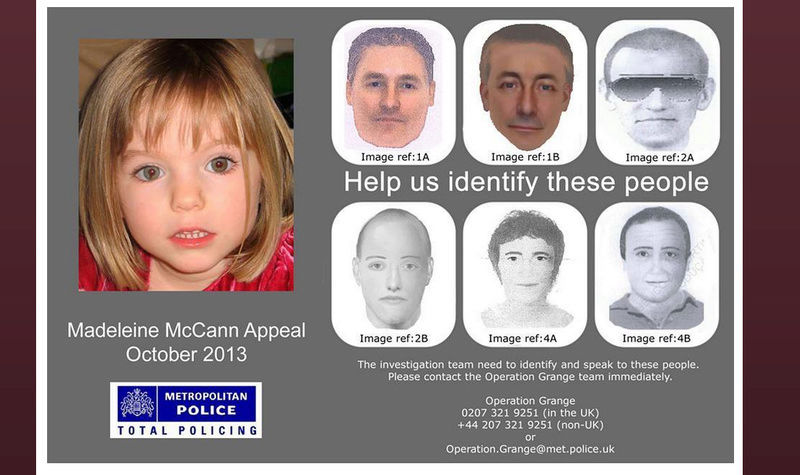 Pat Brown - is still claiming, like Operation Grange and the McCanns, that 'Smithman' is the key to solving the Madeleine McCann mystery - and dismissing the evidence the Last Photo was taken on Sunday as 'irrelevant'  Smithm11
