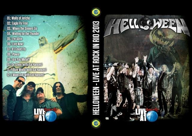 Live At Rock In Rio 2013 Rirdvd10