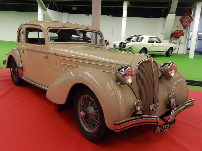 Salon Auto Retro Dijon P3310022