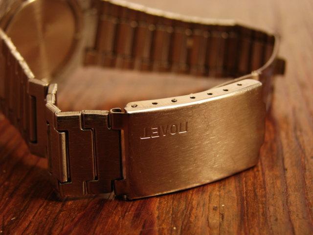 VENDS Poljot forme coussin bracelet siglé d'origine 49 € Dsc00512