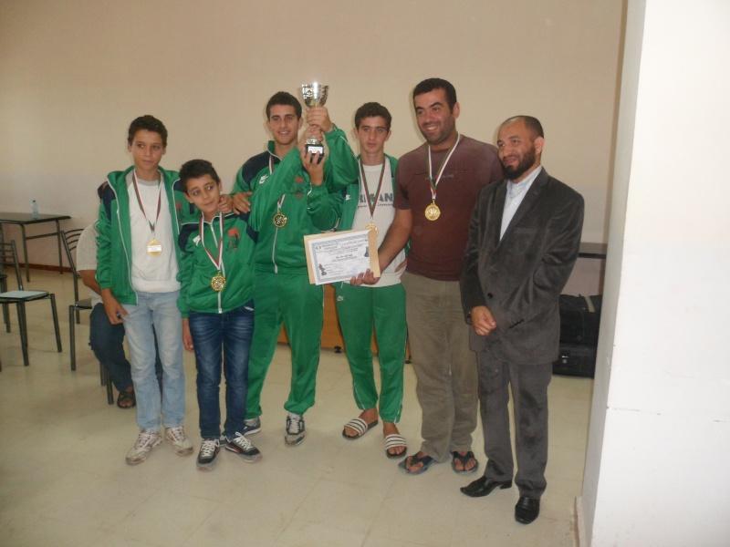 Le CF Aokas sacré champion d'Algérie par équipes junior Le CF Aokas sacré champion d'Algérie par équipes junior  Sam_0711