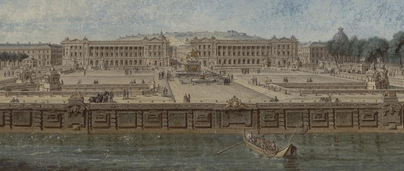 Le Garde Meuble Royal, actuel hôtel de la Marine - Page 3 10838110