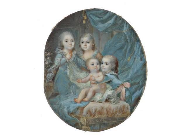 Le physique des enfants de Louis XVI et Marie-Antoinette - Page 4 Enfant10