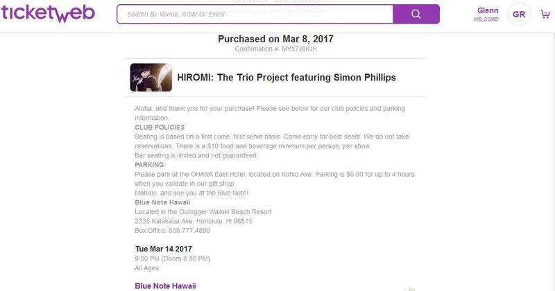 Hiromi Trio Project Hiromi10