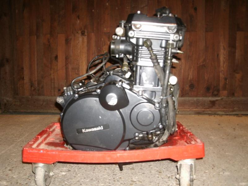 Interchangeabilité Moteur serie GPZ 900 .... Pieces10