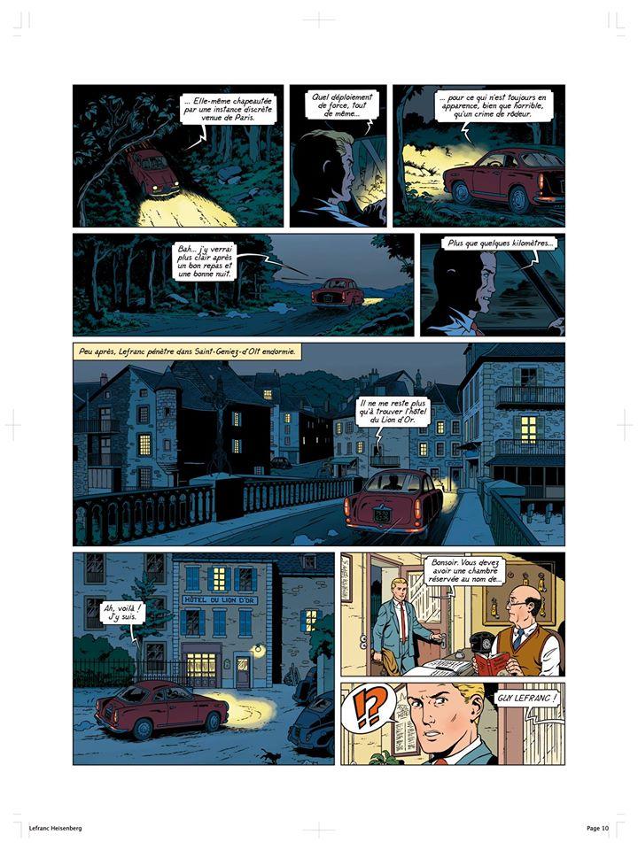 Le principe d'Heisenberg, par François Corteggiani et Christophe Alvès Alves11