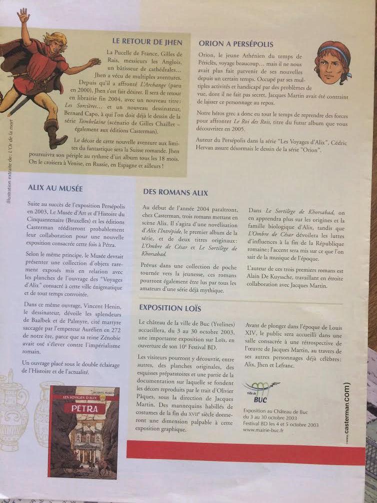 L'aventurier revient! - Page 2 Av410