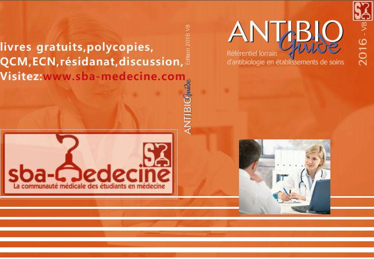 [livre]:antibioGuide : guide des antibiotiques 2016 pdf  Sans_t10