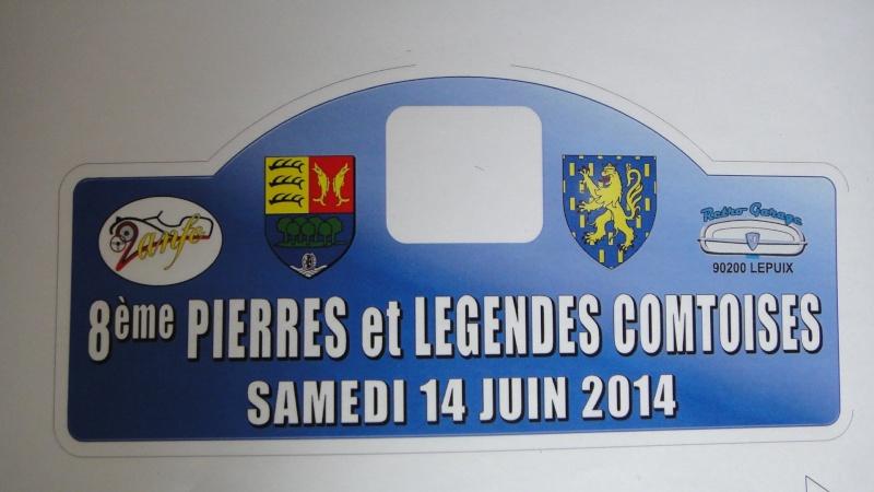 [25][14/06/14] 8ème Rallye Pierres et Légendes Comtoises Dsc00511