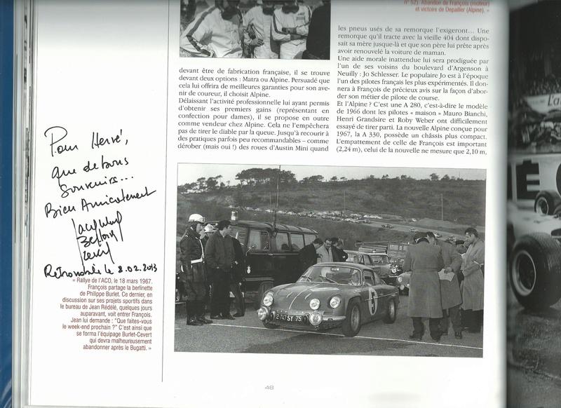 Rallye de l'ouest 1966 / 1967 00111
