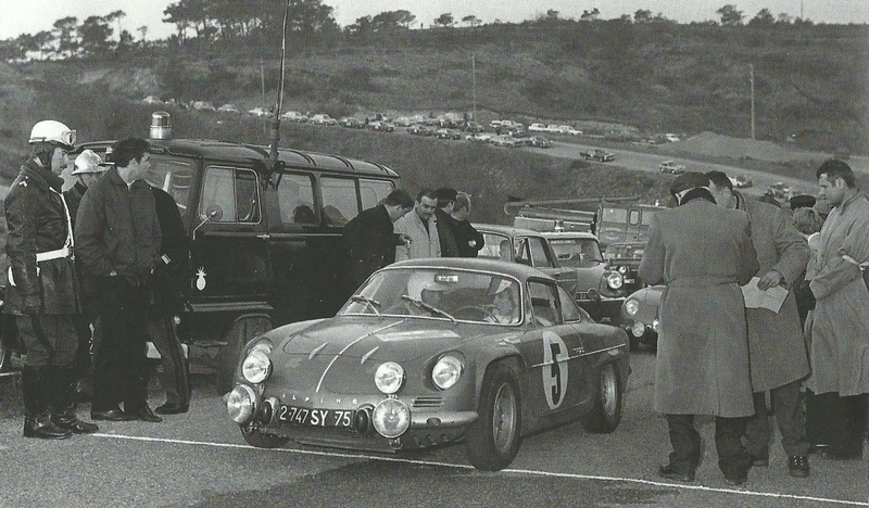Rallye de l'ouest 1966 / 1967 00210