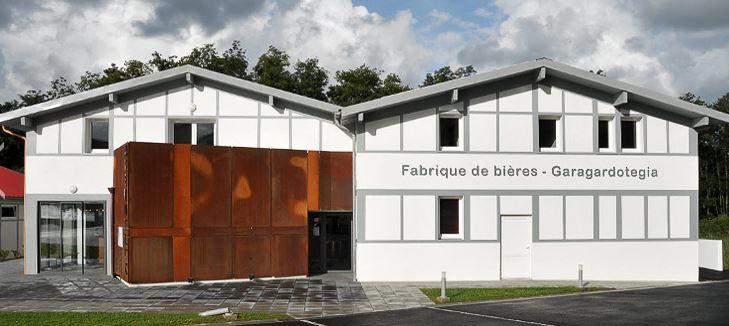 Garagardotegia (Brasserie) Akerbeltz Pays Basque Akerbe11