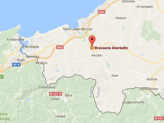 Garagardotegia (Brasserie) Akerbeltz Pays Basque Gyo_ak10