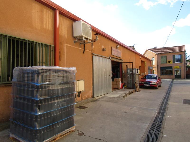 Brasserie des Garrigues Sommières Gard (30) Img_0210