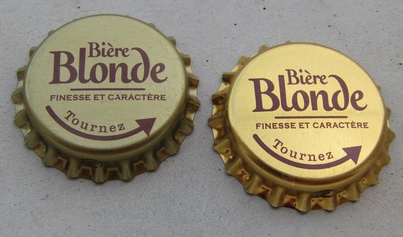 Bière Blonde finesse et caractère  Img_0930