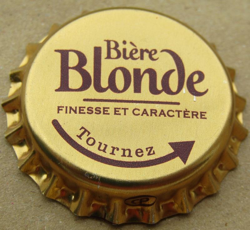Bière Blonde finesse et caractère  Img_0931