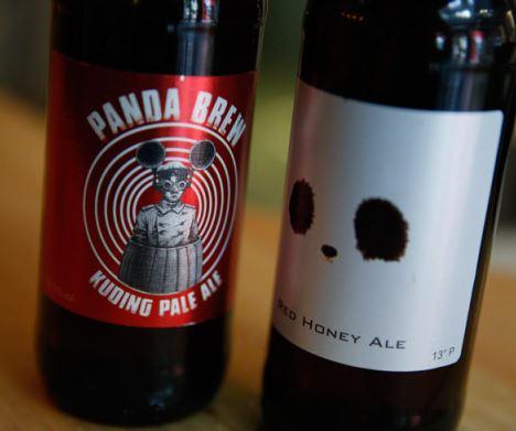 Panda et chien en images Panda_10