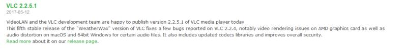 Mettre à jour VLC Vlc_ma10