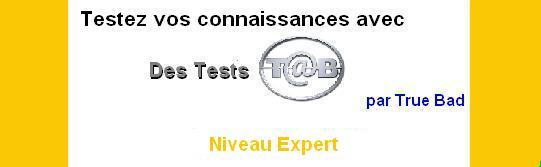 Testez vos connaissances sur la T@b Test_e10