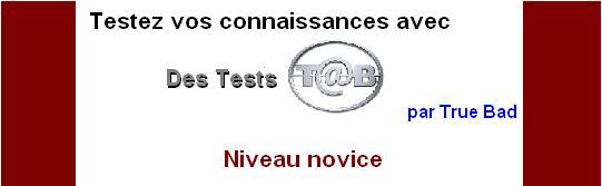 Testez vos connaissances sur la T@b Test_n11