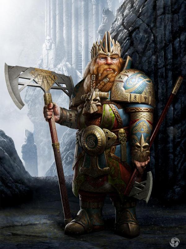 Glóin Longue-Barbe  Dwarf_10