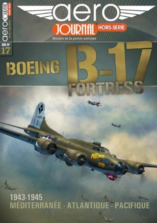 B17 Fortress : aero journal HS n°17 Couv-a13