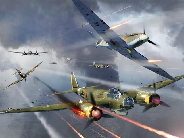 War thunder : le jeu / les avions. - Page 2 First_10