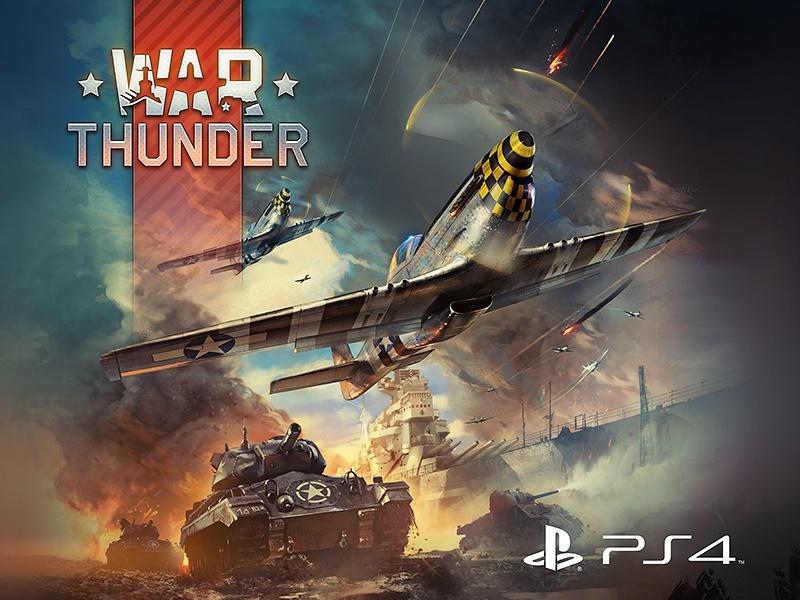 War thunder : le jeu / les avions. - Page 2 Ps4rel11