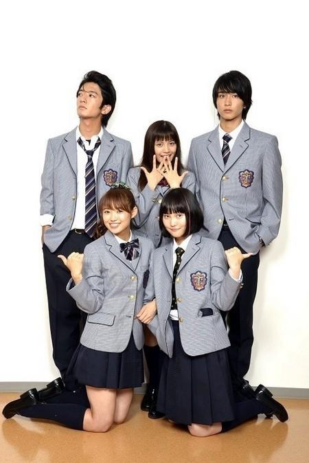Itazurana Kiss The Movie: High School & Campus Mlokz910
