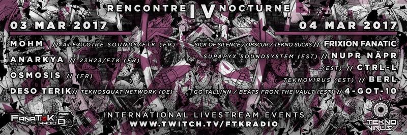 Rencontre Nocturne IV - 03/03/17 17038910