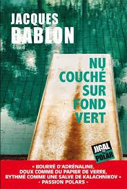 [Bablon, Jacques] Nu couché sur fond vert Nu_cou10