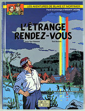 Blake et Mortimer - Tome 15: L'étrange rendez-vous [Benoït, Ted & Van Hamme, Jean]  S-l22512