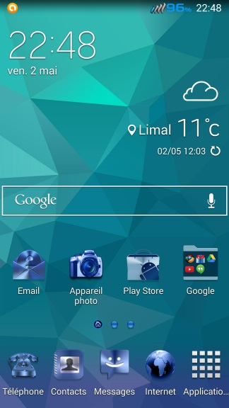 [CUSTOM][4.4.2][I9505] Pyrana V48 XXUGNK4/V45 à V32 Screen55