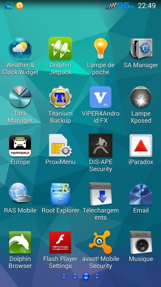 [CUSTOM][4.4.2][I9505] Pyrana V48 XXUGNK4/V45 à V32 Screen56