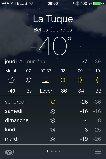 temperature ce matin Getatt10
