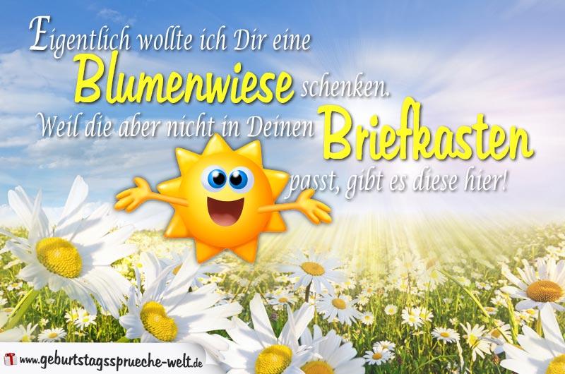 Therese hat Geburtstag Blumen11