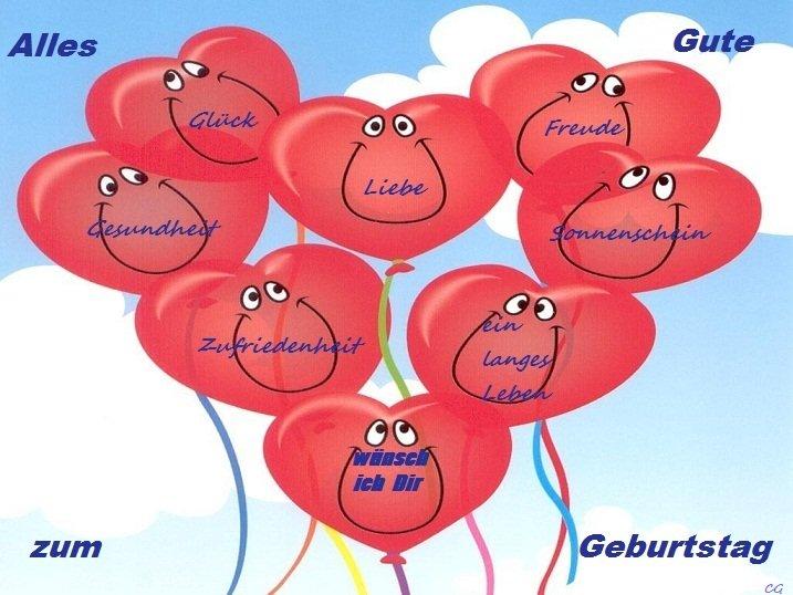 Glückwunsch, liebe Astrid Geburi11
